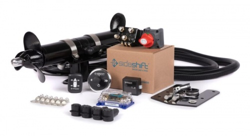 Sideshift ST350-OB Outboard / Outdrive Mounted Stern Thruster Kit 24 V DC